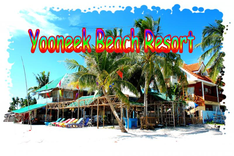 Yooneek Beach Resort Facade