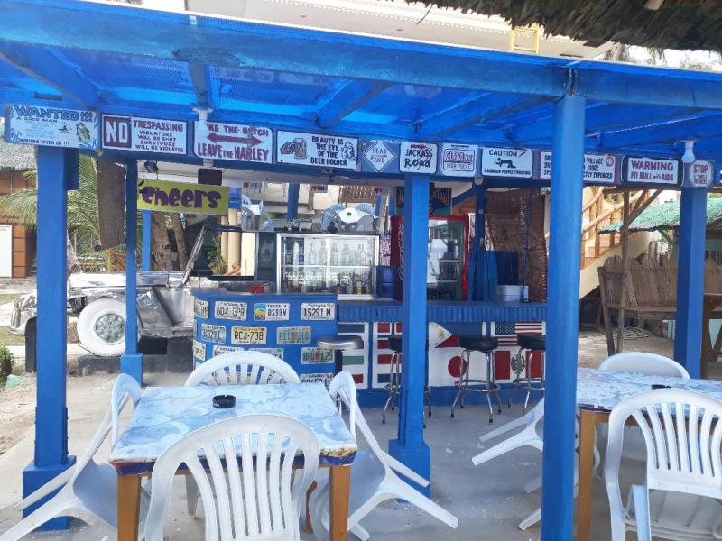 Our New Beach Bar! Come! Chill! have some cold beer!